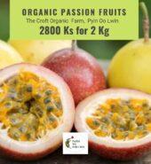 Passion Fruit (2kg)