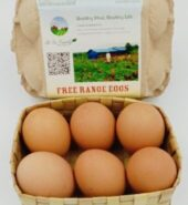 Free Range Eggs Ah Tee Family(6pcs)