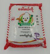Komeko Gluten free Black Sticky Rice flour