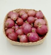 Organic Onion (From Swan Htet Naing Organic Farm )