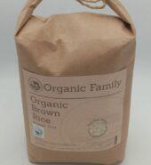 Certified Organic Brown Rice(From Organic Farm)