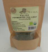 PALINE Raw Organic Fermented  Tea Leaf